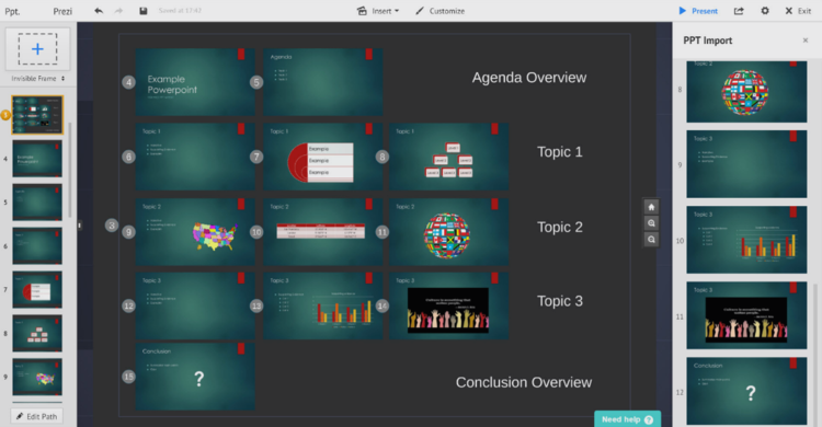 How to Turn Your Boring Slide Deck Into A Dynamic Prezi | Prezi Blog