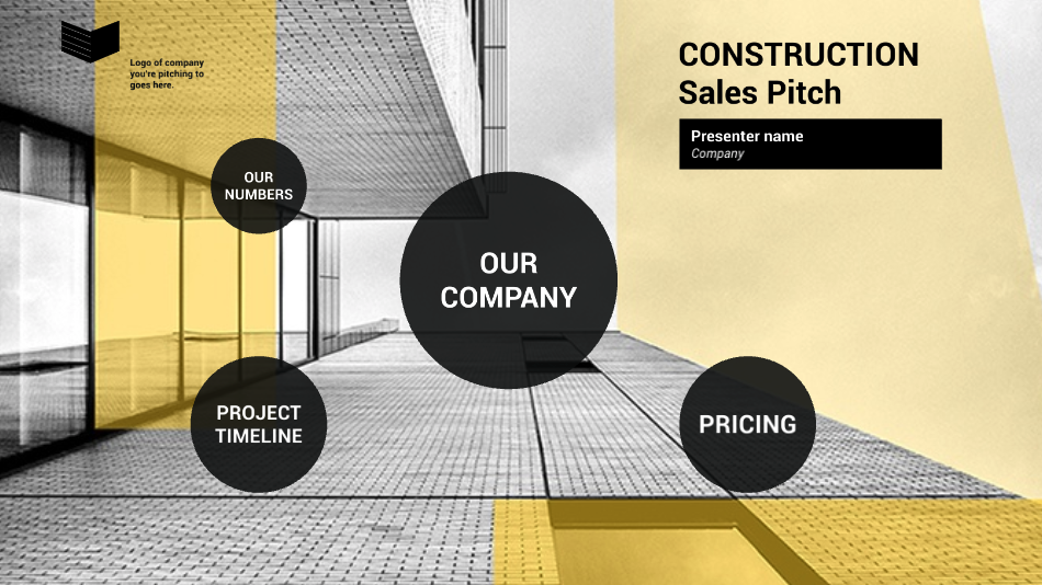 3 Presentation Templates For Industrial Professionals